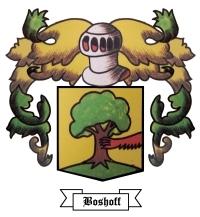 Die Boshoff familie in Suid-Afrika