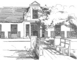 OLD CAPE COLONY - her men and houses