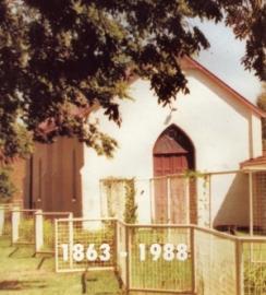 Die Gereformeerde Kerk, Potchefstroom 1863-1988