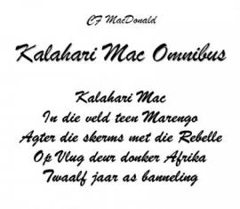 Kalahari Mac Omnibus