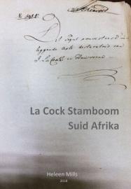 La Cock Stamboom