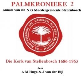 Die Kerk van Stellenbosch 1686-1963