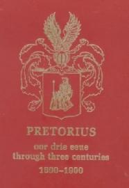 Pretorius oor drie eeue